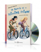 In Search of a Missing Friend + CD audio