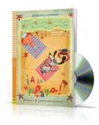 ¡A la playa! + CD audio