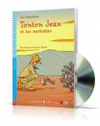 Tonton Jean et les suricates + CD audio