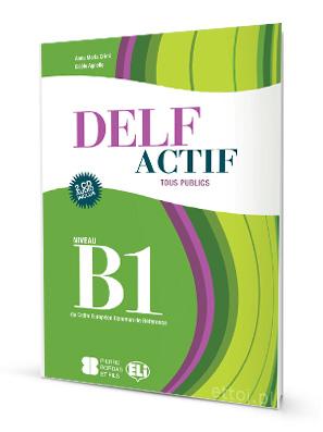 delf actif tous publics b1 2 cd audio eur european language. Black Bedroom Furniture Sets. Home Design Ideas