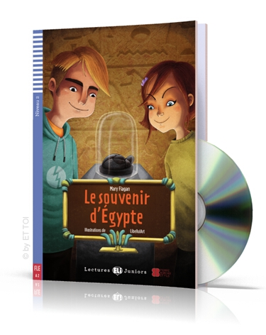 Le souvenir d'Egypte + CD audio