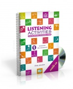 Listening activities + CD audio 1 Photocopiable Resource Book
