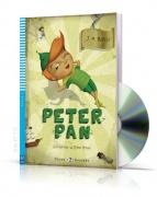 Peter Pan + CD audio