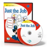 Language Game Just the Job - CD-ROM