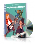 Le piano de Margot + CD audio