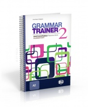 Grammar Trainer 2 (A2) Photocopiable Resource Book