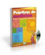 Prácticas de audición 1 + CD audio