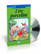 I tre porcellini + CD audio