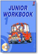 Junior Workbook 1 + CD audio