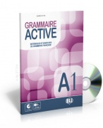 Grammaire Active A1 + audio CD