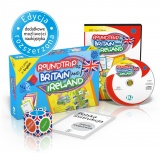 Language Game Roundtrip of Britain and Ireland - Game Box + CD-R