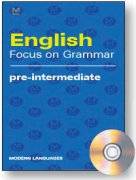 English Focus on Grammar Pre-Intermediate + CD audio