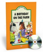 Tell and Sing a Story - A Birthday on the Farm + CD audio