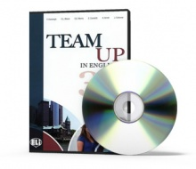 Team Up in English 3 Digital Book CD-ROM (4-level version)