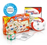 Language Game Picture Bingo - Game Box + CD-ROM