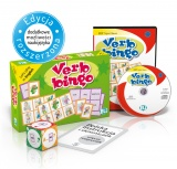 Language Game Verb Bingo - Game Box + CD-ROM
