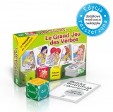 Language game Le Grand jeu des verbes