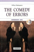 The comedy od errors + CD audio