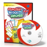 Language Game Roundtrip of Britain and Ireland - CD-ROM