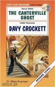 The Canterville Ghost / Davy Crockett + CD audio