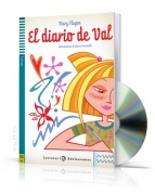 El diario de Val + CD audio