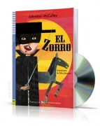 El Zorro + CD audio