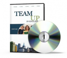 Team Up in English 1 Digital Book CD-ROM (0-3-level version)