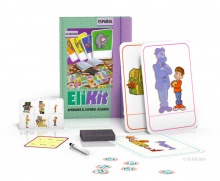 Language game EliKit - Los Adjetivos