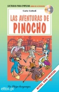 Las Aventuras de Pinocho + CD audio