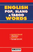English pop, slang & taboo words