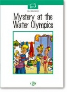 Mystery at the Water Olympics + CD audio