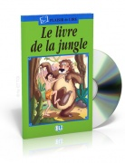 Le livre de la jungle + CD audio