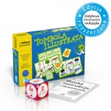 Language game Tombola illustrata