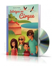 Intrigue au cirque + CD audio