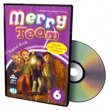 Merry Team 6 Digital Book - CD-ROM