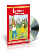 La liebre y la tortuga + CD audio