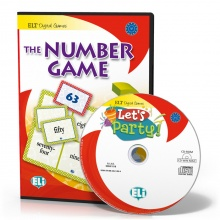 Language Game The Number Game - CD-ROM