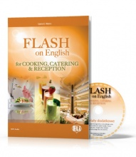 Flash on English for Cooking, Catering & Reception +mp3