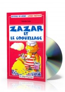 Zazar et le Coquillage + CD audio