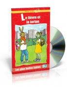 Le lièvre et la tortue + CD audio