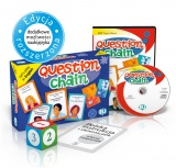Language Game Question Chain - Game Box + CD-ROM