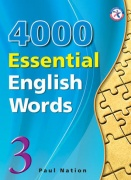 4000 Essential English Words 3 + Answer Key