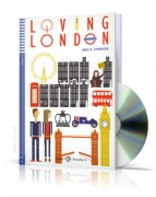 Loving London + CD audio