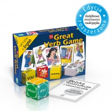 Language Game The Great Verb Game