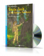 Uncle Jack in the Amazon Rainforest + CD audio