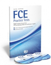 FCE Practice Tests + 2 CD Audio + 1 Audio CD/CD-ROM + Answer Key