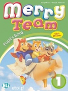 Merry Team 1 Pupil's Book