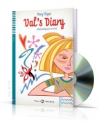 Val's Diary + CD audio