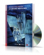 Le Grand Meaulnes + CD audio