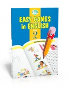 Easy Games in English - Book 2